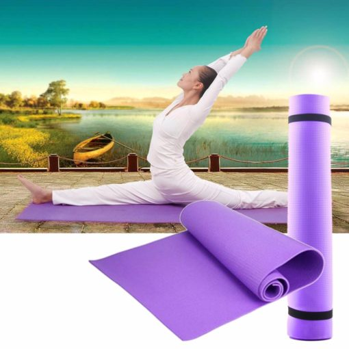yoga mat exercices