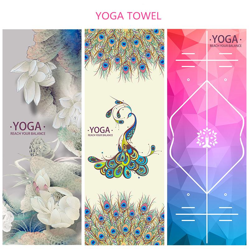 Workout Towel Kmart: Microfiber Yoga Towel