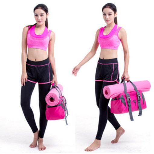 Yoga Fitness Bag transport