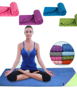 Yoga Mat Towel color