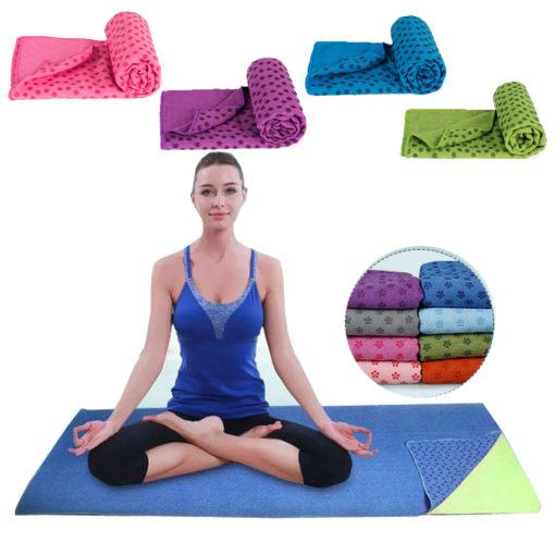 Yoga Mat Towel color