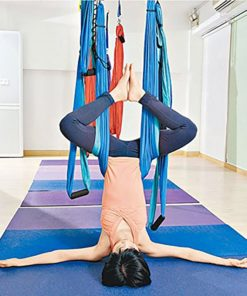 Yoga flying hammock anti gravity