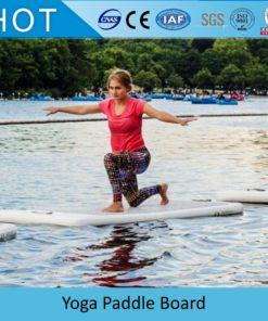 yoga paddle board